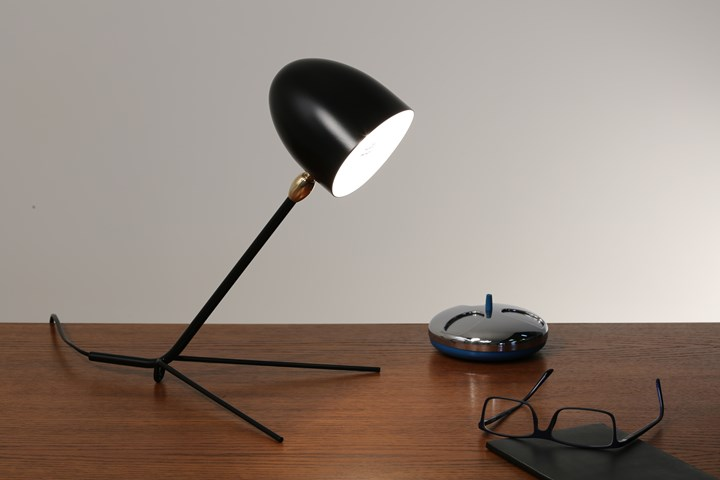 Lampe Cocotte by Serge Mouille