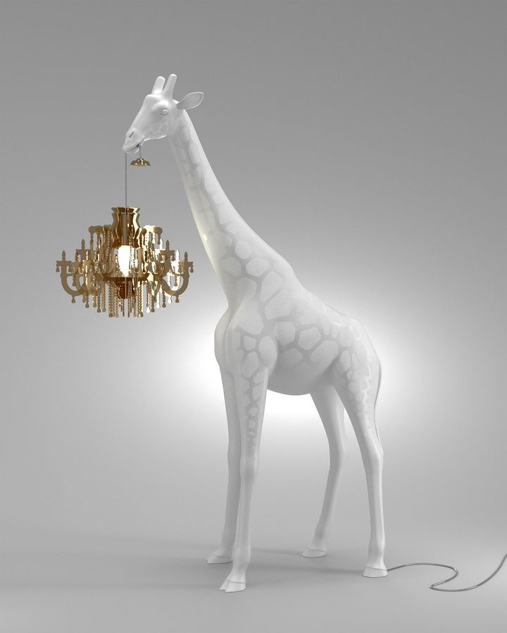 Giraffe in love, Marcantonio