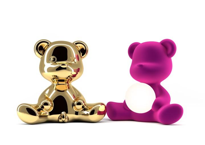 Teddy Boy + Teddy Girl Lamp, Stefano Giovannoni