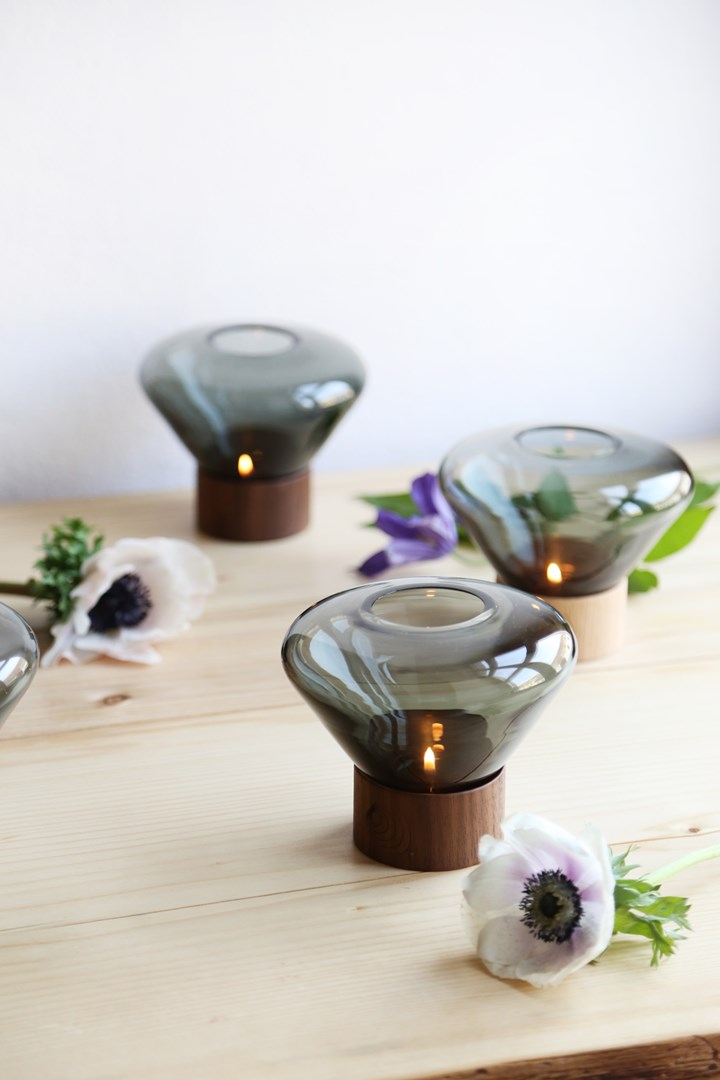 Muffins Candle Holder by Lucie Koldova