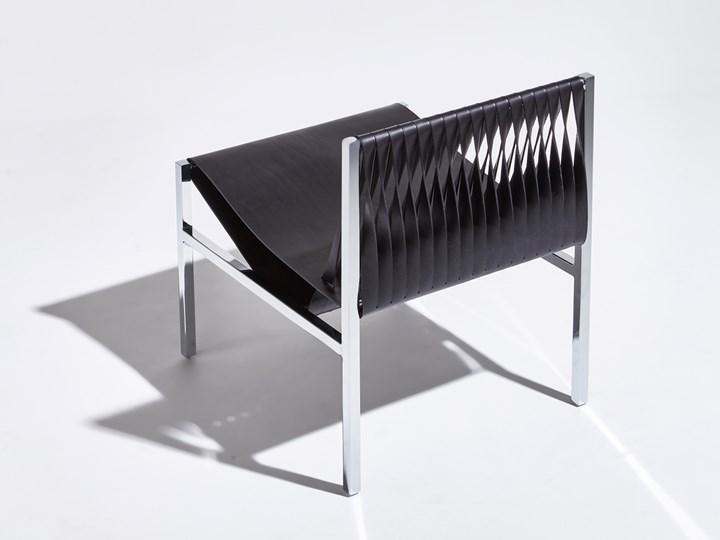 DL Lounge Chair by DesignByThem x Dion Lee