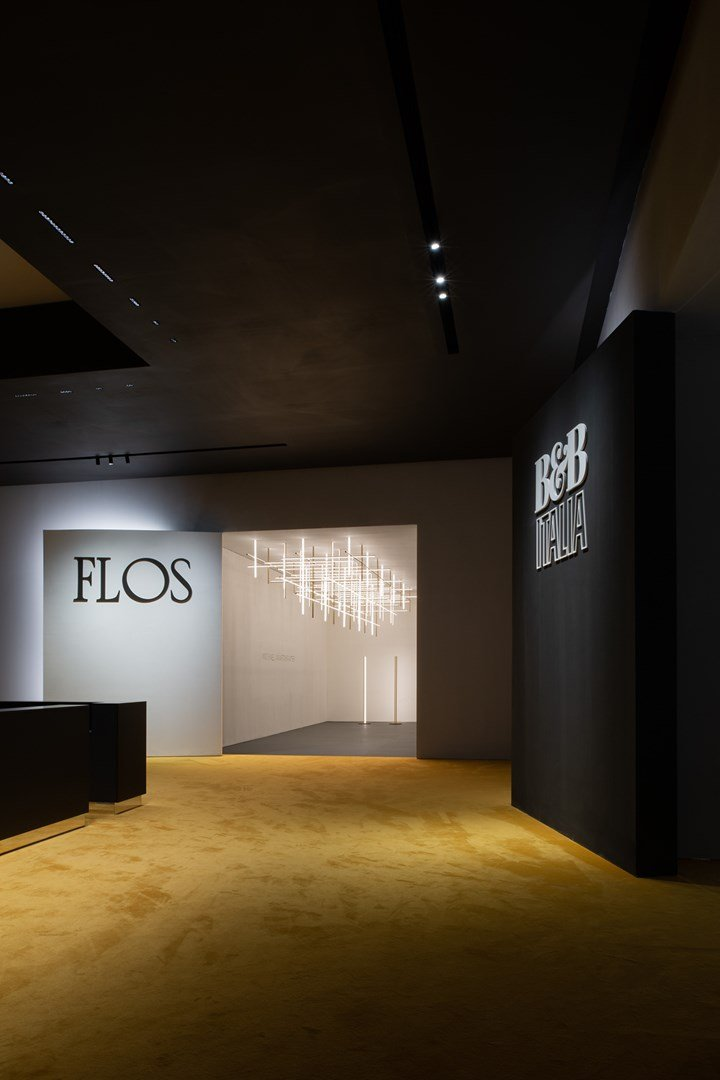 Design Holding Booth_photo: Flos