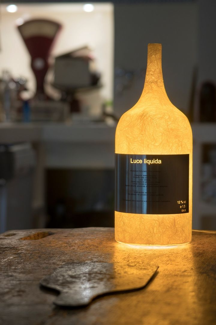 Luce Liquida Battery