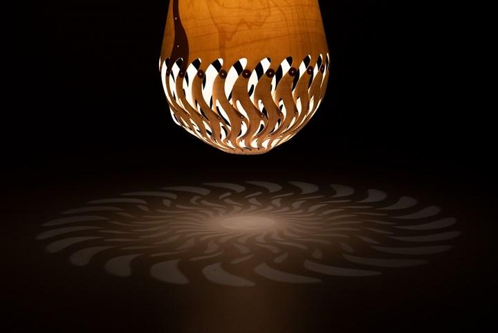 Basket of Light by David Trubridge