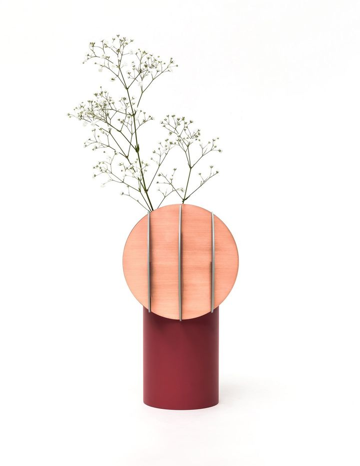 Delaunay vase  by NOOM