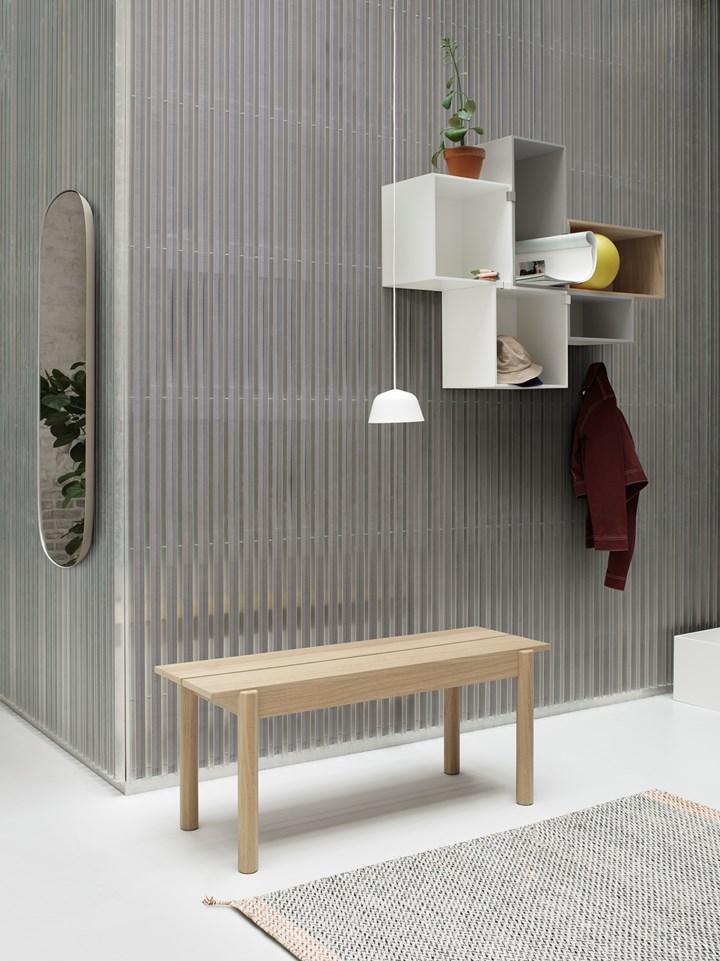 Linear Wood Series by Thomas Bentzen