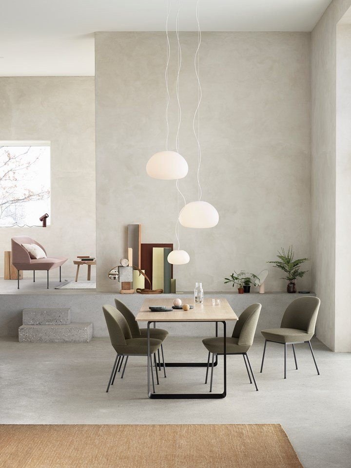 Oslo Side Chair by Anderssen & Voll