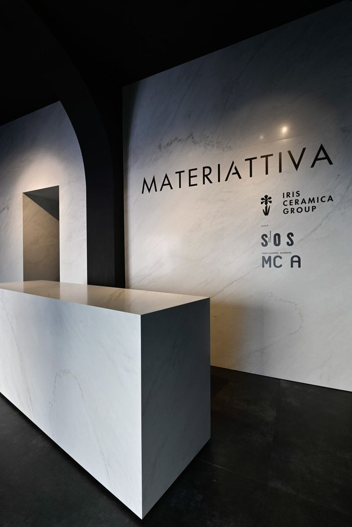 MateriAttiva by Iris Ceramica Group