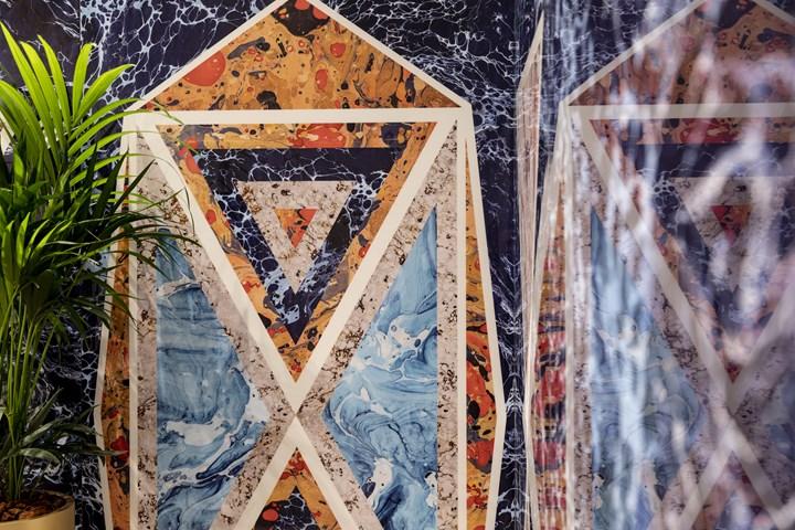 Araldica - Blasone Blu - 120x240cm