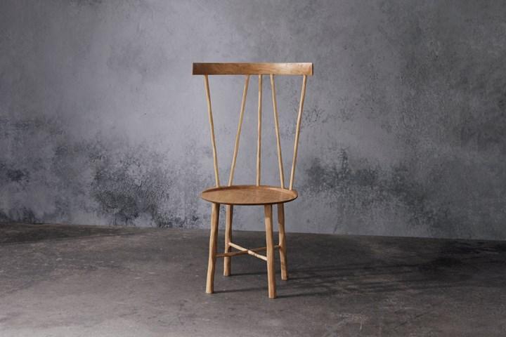 W Chair by Anna Karlin