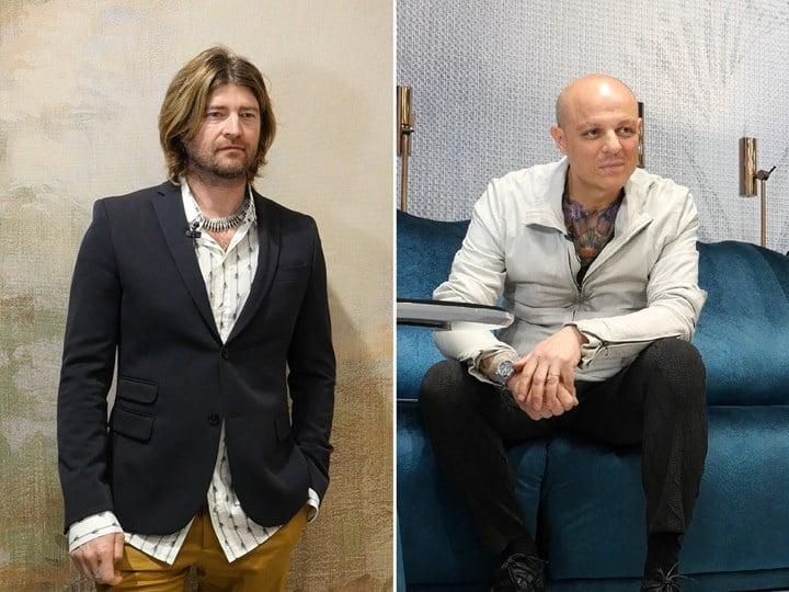 Giovanni Bressana and Alessandro La Spada