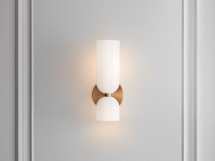Edie Sconce by Lightmaker Studio. Ph. by Lisa Petrole