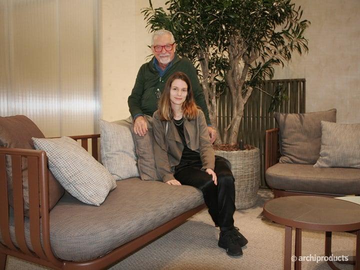 Adam D. Tihany e Andrea Quiros-Balma, Roda