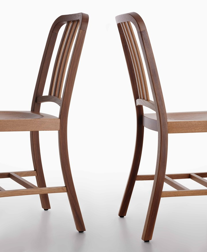 Navy Wood by Emeco