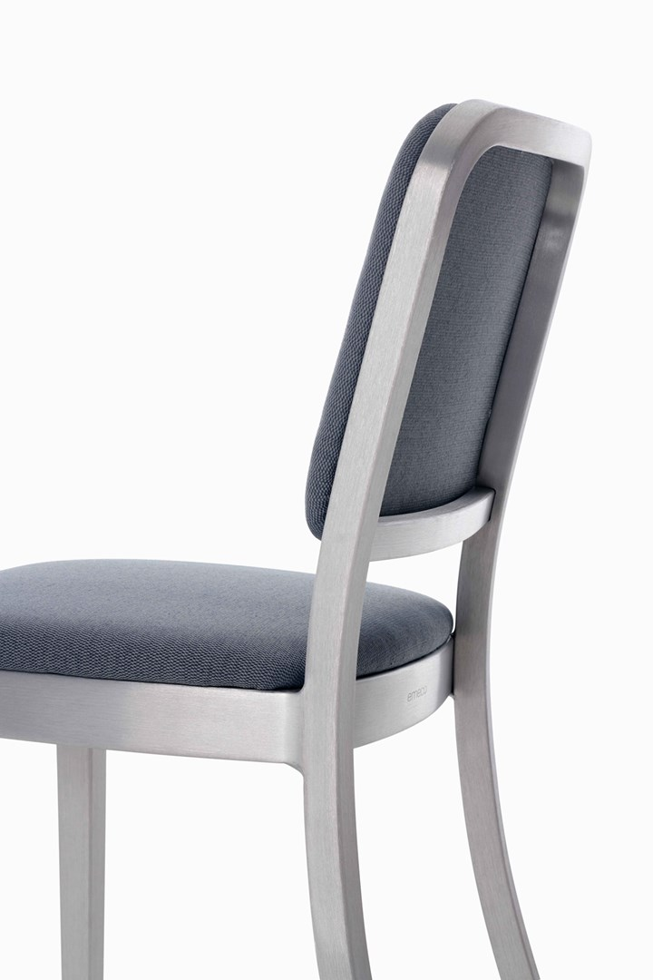 Navy Officer Chair by Emeco