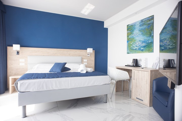 Ambruosi Resort & Spa chooses Mobilspazio furnishings