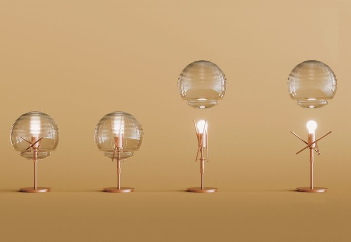 Vitruvio by Atelier Oï, Artemide
