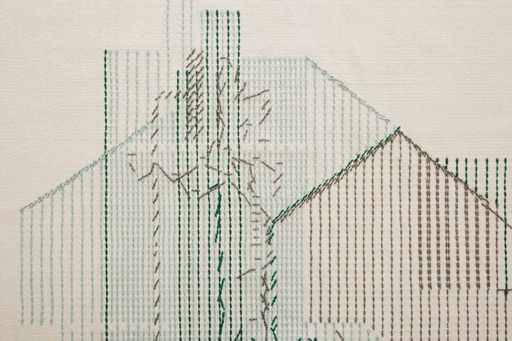Backstitch by Raw-Edges, GAN