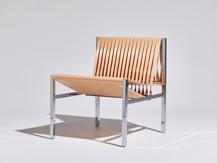 DL Easy Chair by DesignByThem x Dion Lee