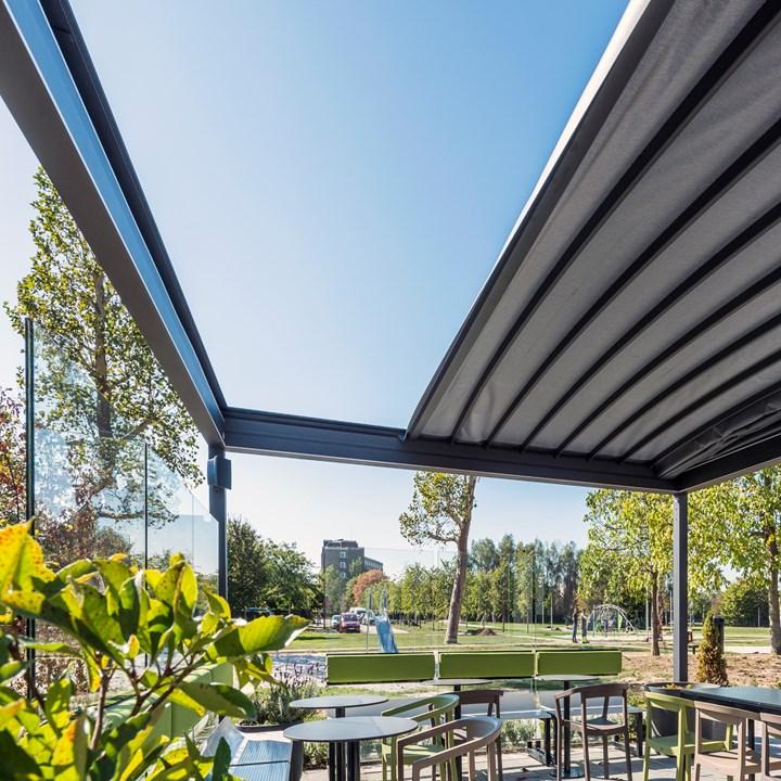 KE Outdoor Design per un nuovo progetto ad Hasselt, in Belgio