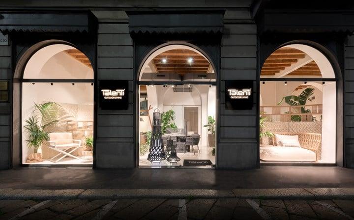 Talenti Showroom, Milano