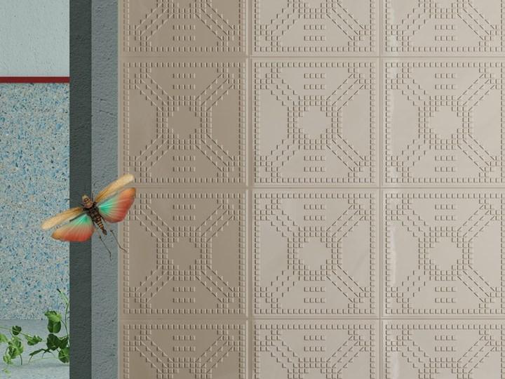 Marcante-Testa per Ceramica Vogue, Dekorami