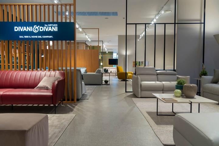 Una nuova esperienza di shopping con Divani&Divani by Natuzzi