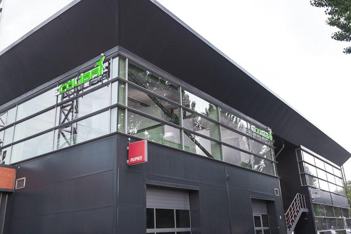 The new Ecolibrì showroom in Chisinau, in the Republic of Moldova