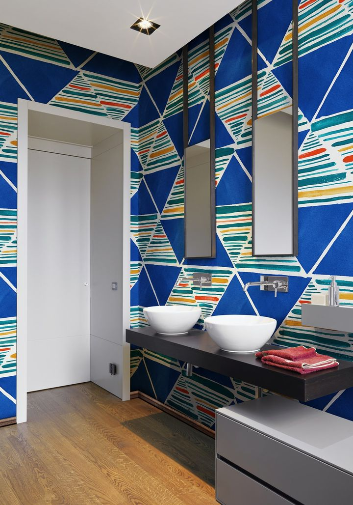 Decorating Wet Rooms