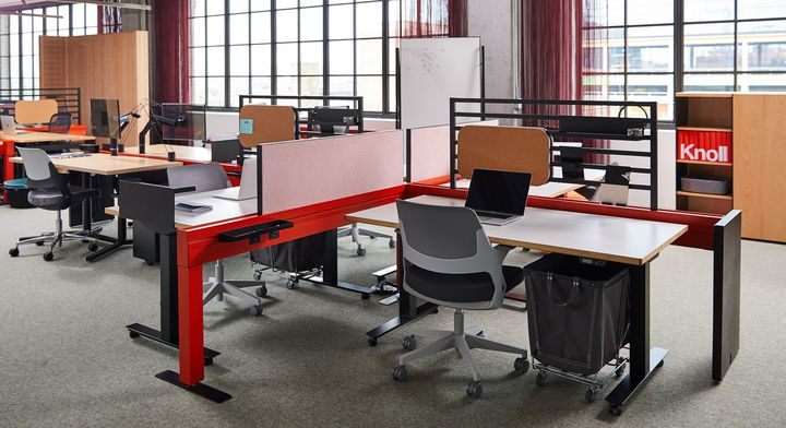 """Knoll: The """"Total Design"""" Perspective for the Contemporary Workplace"""