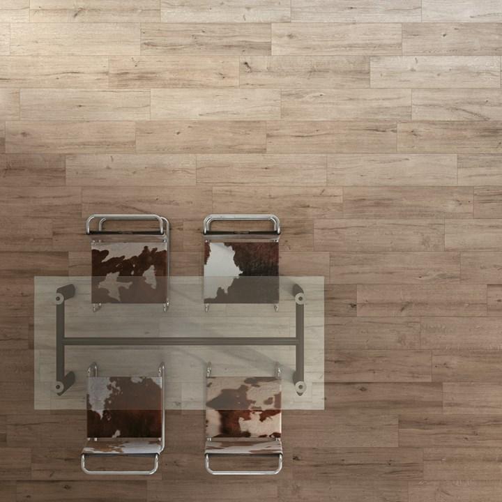 Il calore del legno per indoor e outdoor