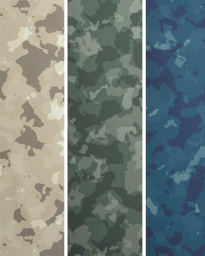 Camouflage Style Fabrics
