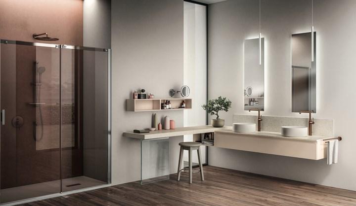 Scavolini Bathrooms, Tratto