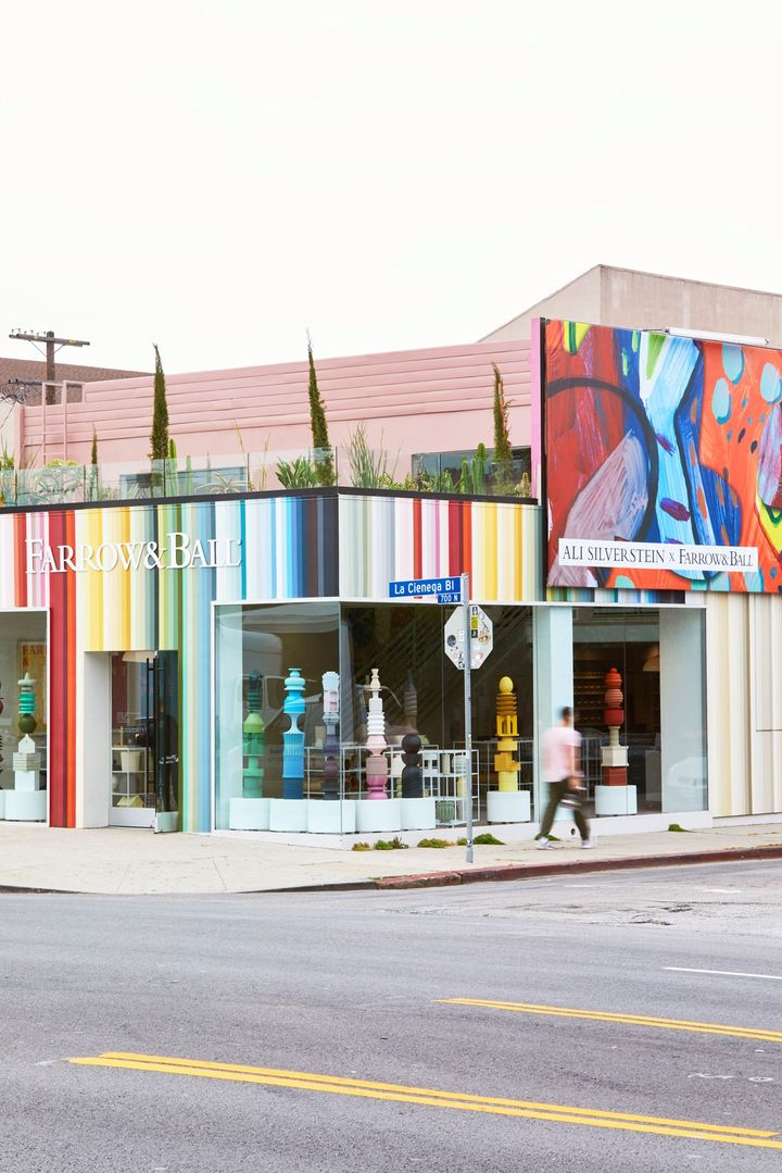 Farrow & Ball_Los Angeles Flagship Store_Credit Yoshihiro Makino