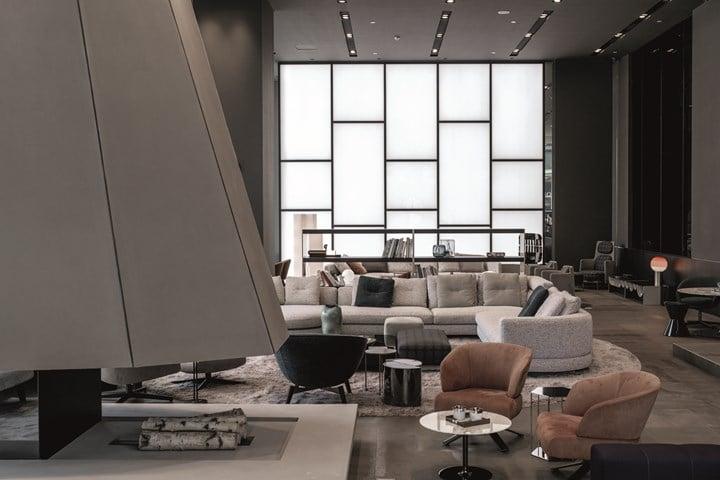 A Shenzhen il nuovo flagship store Minotti