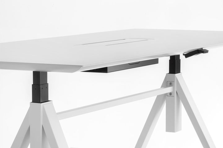 Arki-Table Adjustable, Pedrali