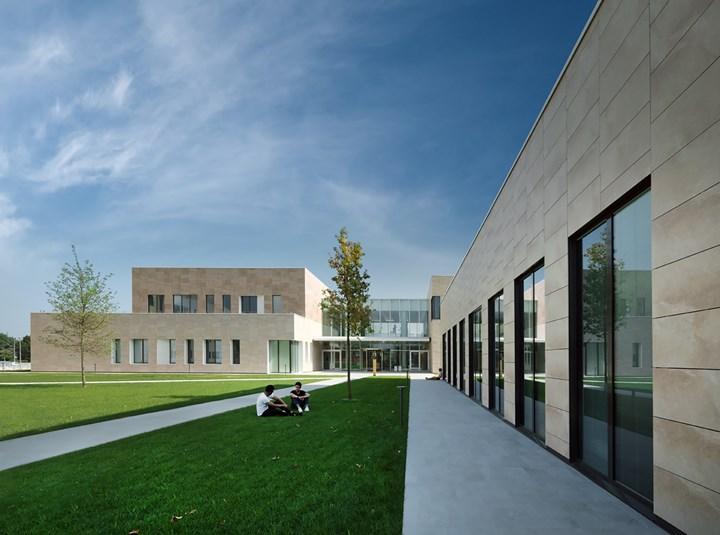 Humanitas University Campus, Filippo Taidelli