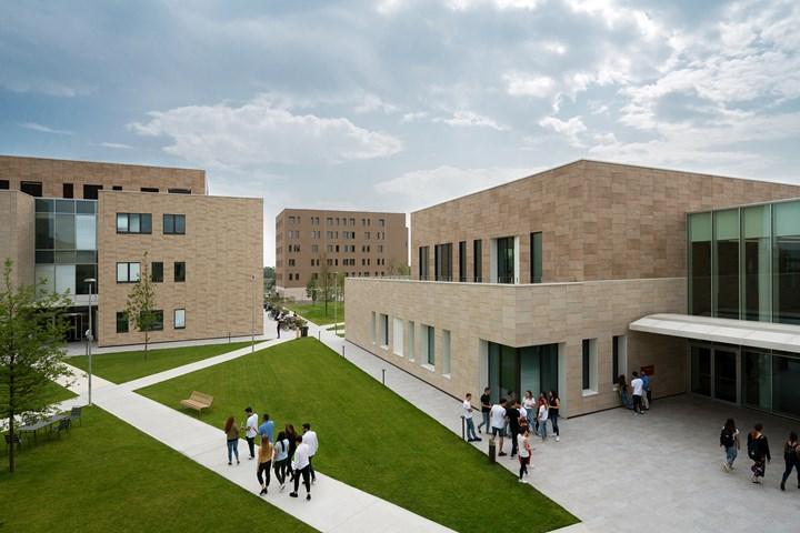 Humanitas University Campus, Filippo Taidelli-Ph. Andrea Martidonna