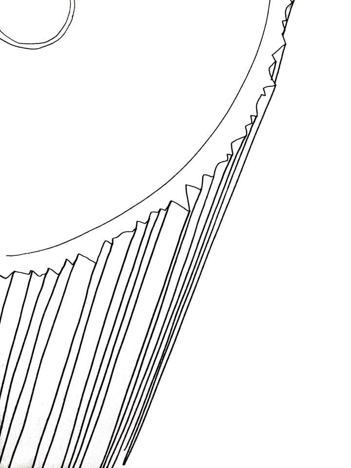 Plissè Sketch, antoniolupi