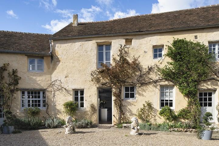 Abimis per un'antica casa francese