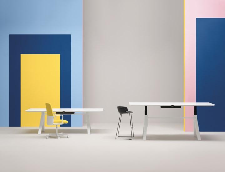 Arki Table Adjustable, Pedrali