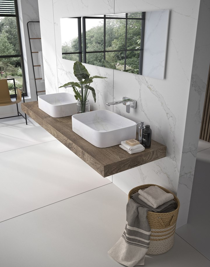 Lavabo Marie by Silestone