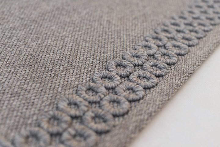 Fabric carpet, Talenti