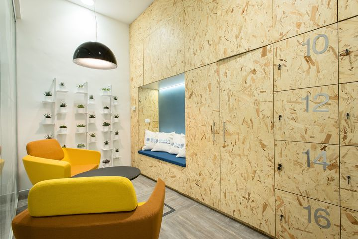 Relax room @Binario F