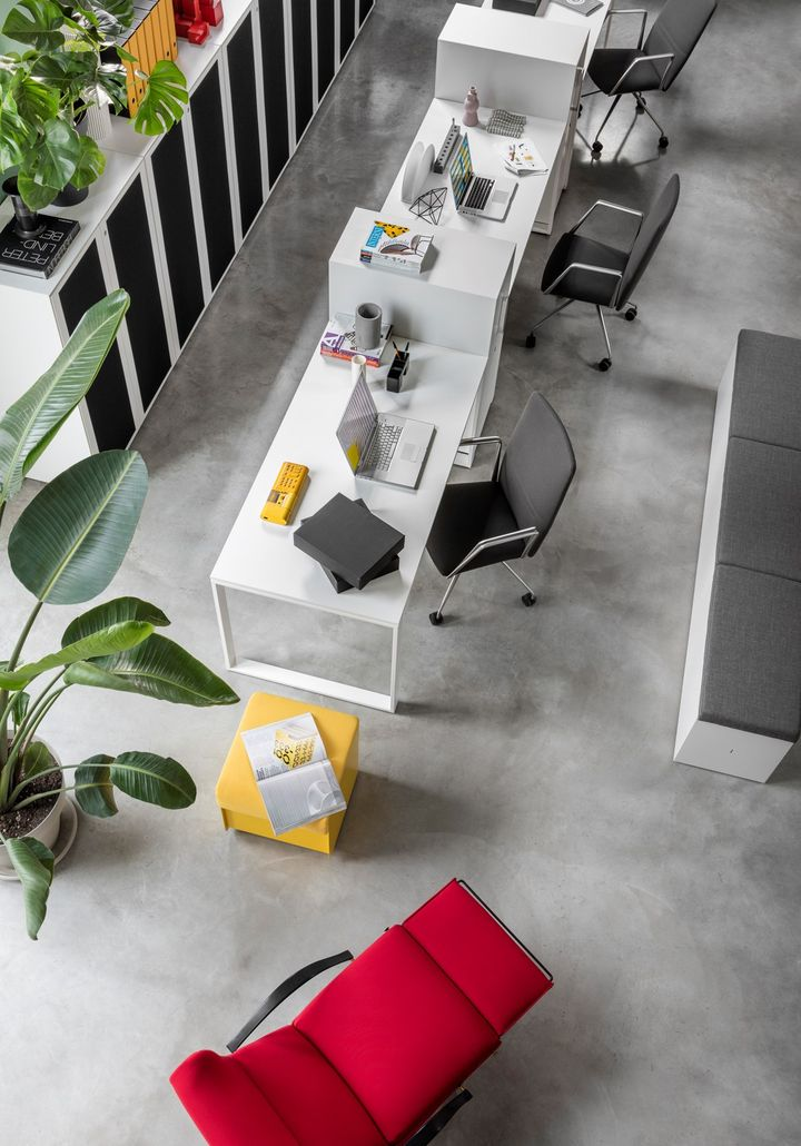 Il 'Positive Office' firmato Dieffebi