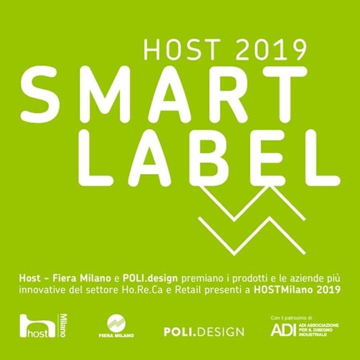 SMART Label. Host Innovation Award 2019