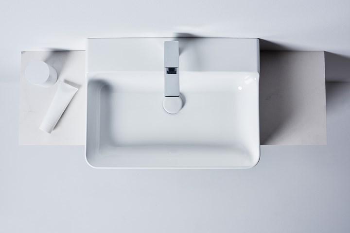 Lavabo Conca + Miscelatore Check