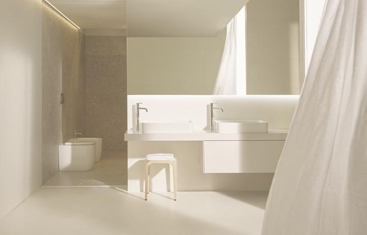 Il bagno Ideal Standard: omaggio alle storiche icone del brand