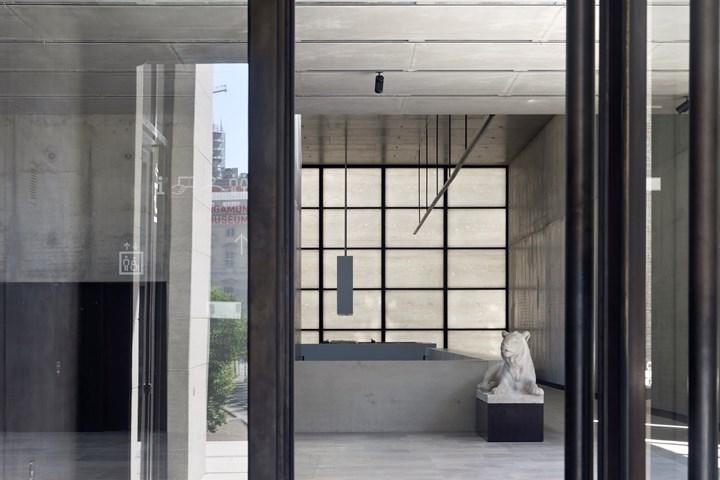 Secco Sistemi per la James-Simon Galerie_ph Alessandra Chemollo