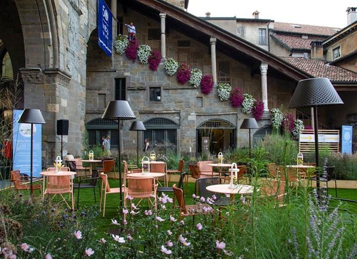 Pedrali torna a Bergamo per 'I Maestri del Paesaggio'